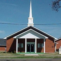 First Baptist Church of Goodrich, Texas